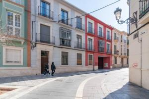 Apartamento Picasso, Ferienwohnungen  Málaga - big - 4