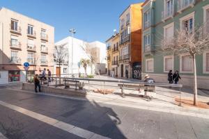 Apartamento Picasso, Ferienwohnungen  Málaga - big - 5