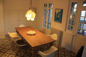 Villa Le Nid, Vily  Deauville - big - 8