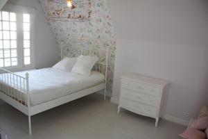 Villa Le Nid, Vily  Deauville - big - 5