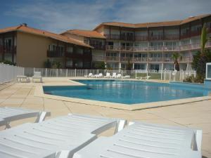 Appartements à côté Lac Marin de Port d'Albret, Apartments  Vieux-Boucau-les-Bains - big - 19