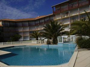 Appartements à côté Lac Marin de Port d'Albret, Apartments  Vieux-Boucau-les-Bains - big - 24