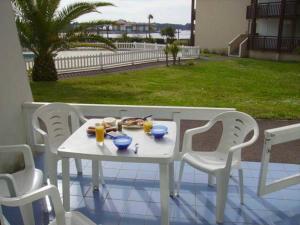 Appartements à côté Lac Marin de Port d'Albret, Apartments  Vieux-Boucau-les-Bains - big - 23