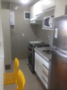 Apartamento VG Fun Residence, Apartmanok  Fortaleza - big - 8