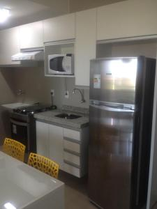 Apartamento VG Fun Residence, Apartmanok  Fortaleza - big - 11
