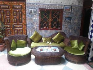 Ryad Bab Berdaine, Riads  Meknès - big - 159
