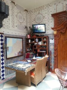 Ryad Bab Berdaine, Riads  Meknès - big - 161