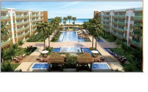 Apartamento VG Fun Residence, Apartmanok  Fortaleza - big - 15