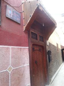 Ryad Bab Berdaine, Riads  Meknès - big - 162