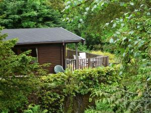 (Mockerkin Tarn Luxury Log Cabin)