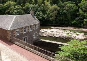 Ланарк - New Lanark Self Catering Waterhouses