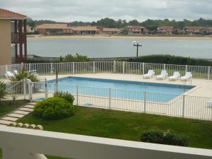 Appartements à côté Lac Marin de Port d'Albret, Apartments  Vieux-Boucau-les-Bains - big - 3