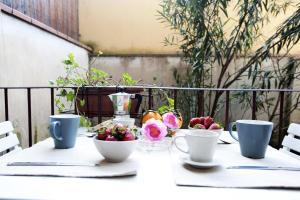 Appartamento Con Giardino, Apartmány  Florencia - big - 23