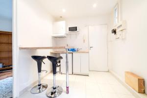 Apart Inn Paris - Studio Lamarck