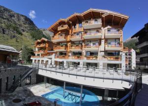 Alpenhotel Fleurs de Zermatt - Hotel
