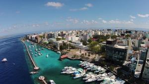 Tour Rest Inn Maldives, Affittacamere  Città di Malé - big - 1