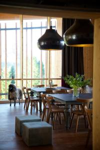 L'Aiguille Grive Chalets Hotel, Hotely  Arc 1800 - big - 23