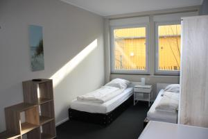 Ahoi-Gästehaus, Penziony  Hamburk - big - 8