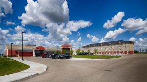 Best Western Plus Camrose Resort Casino