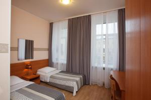 Отель Берег - фото 19