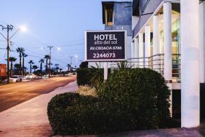 Alto del Sol Costanera Antofagasta, Hotels  Antofagasta - big - 20