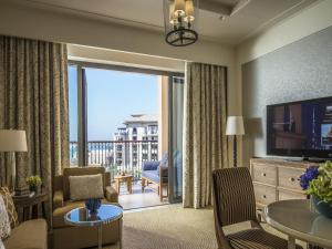 Suite Four Seasons con vistas al mar