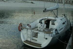Boat in Vigo (10 metres) 2