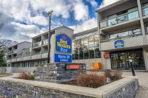 Best Western Plus Siding 29 Lodge - Hotel - Banff