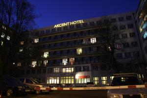 Akcent hotel, Hotels  Prag - big - 27