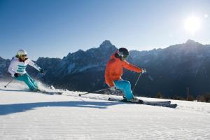 Crioli Dolomiti Lodge, Ferienwohnungen  Niederdorf - big - 19