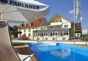 Hotel Huberhof, Hotely  Allershausen - big - 72