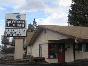 obrázek - Sonoma Lodge