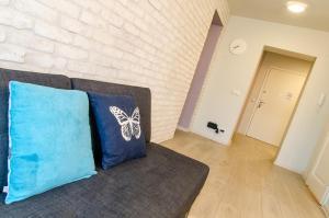 Apartment Nordkapp, Апартаменты  Вроцлав - big - 18