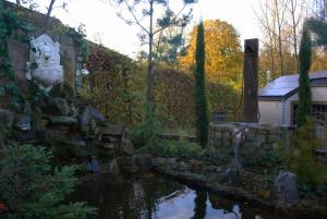 La Fiole Ambiance, Bed & Breakfasts  Ferrières - big - 9
