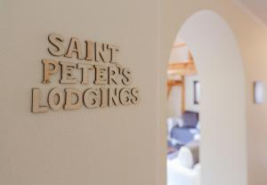 Saint Peter's Lodgings
