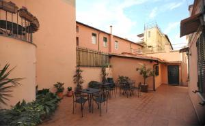 Green Apartments Rome, Dovolenkové domy  Rím - big - 7