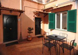 Green Apartments Rome, Dovolenkové domy  Rím - big - 8