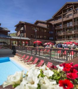 Résidence Montana Airelles - Residence - Tignes