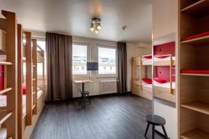 Kamer met 6 Bedden