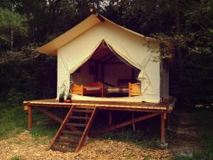 Glempings Klaukas, Campsites  Sigulda - big - 2