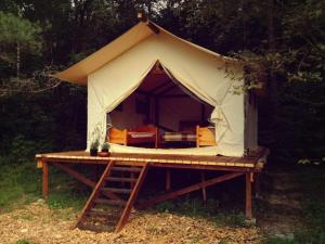 Glempings Klaukas, Campsites  Sigulda - big - 3