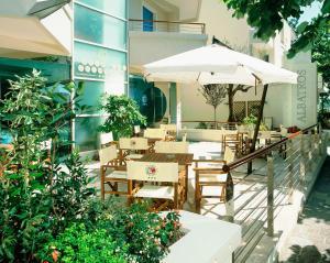 Hotel Albatros, Szállodák  Misano Adriatico - big - 38