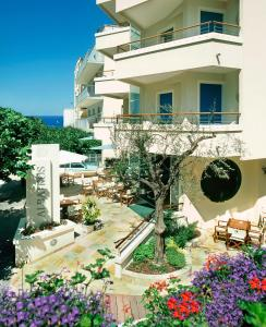 Hotel Albatros, Szállodák  Misano Adriatico - big - 10