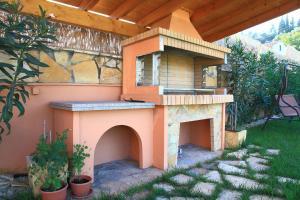 Villa Livadi, Villen  Magouládes - big - 17