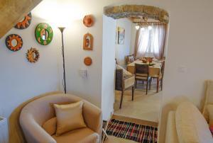 Villa Livadi, Villen  Magouládes - big - 16