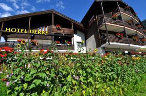Berghotel Derby - Hotel - Fiesch