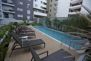Лима - Urbano Apartments Miraflores Pardo