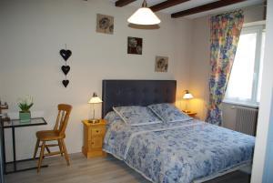 Chambre d'Hôte La Montagne Verte, Bed & Breakfasts  Labaroche - big - 27