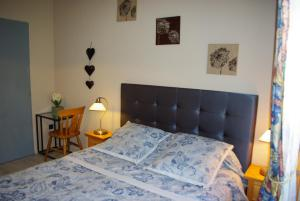 Chambre d'Hôte La Montagne Verte, Bed & Breakfasts  Labaroche - big - 28