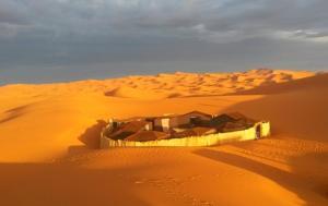 Marhaba Camp, Camel & Sandboarding, Zelt-Lodges  Merzouga - big - 60